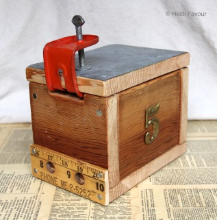 Box with Clamp